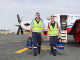 Royal Flying Doctor Service Kalgoorlie, Kalgoorlie, Western Australia