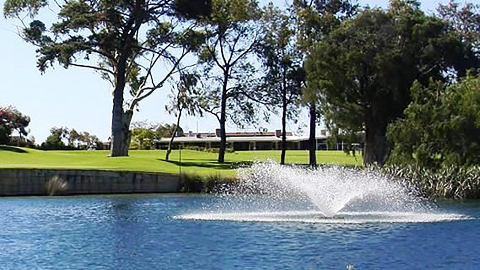 Royal Fremantle Golf Club, Fremantle, Western Australia