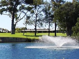 Royal Fremantle Golf Club, Fremantle, Western Australia