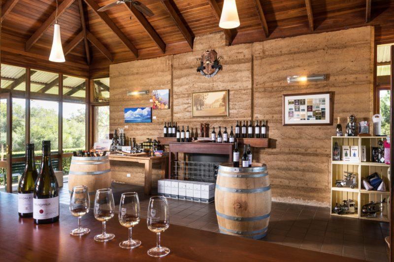 Sandalford Wines, Margaret River, Western Australia