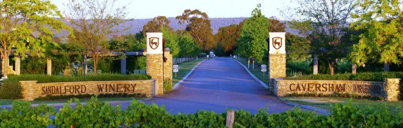 Sandalford Wines - Swan Valley, Caversham, Western Australia