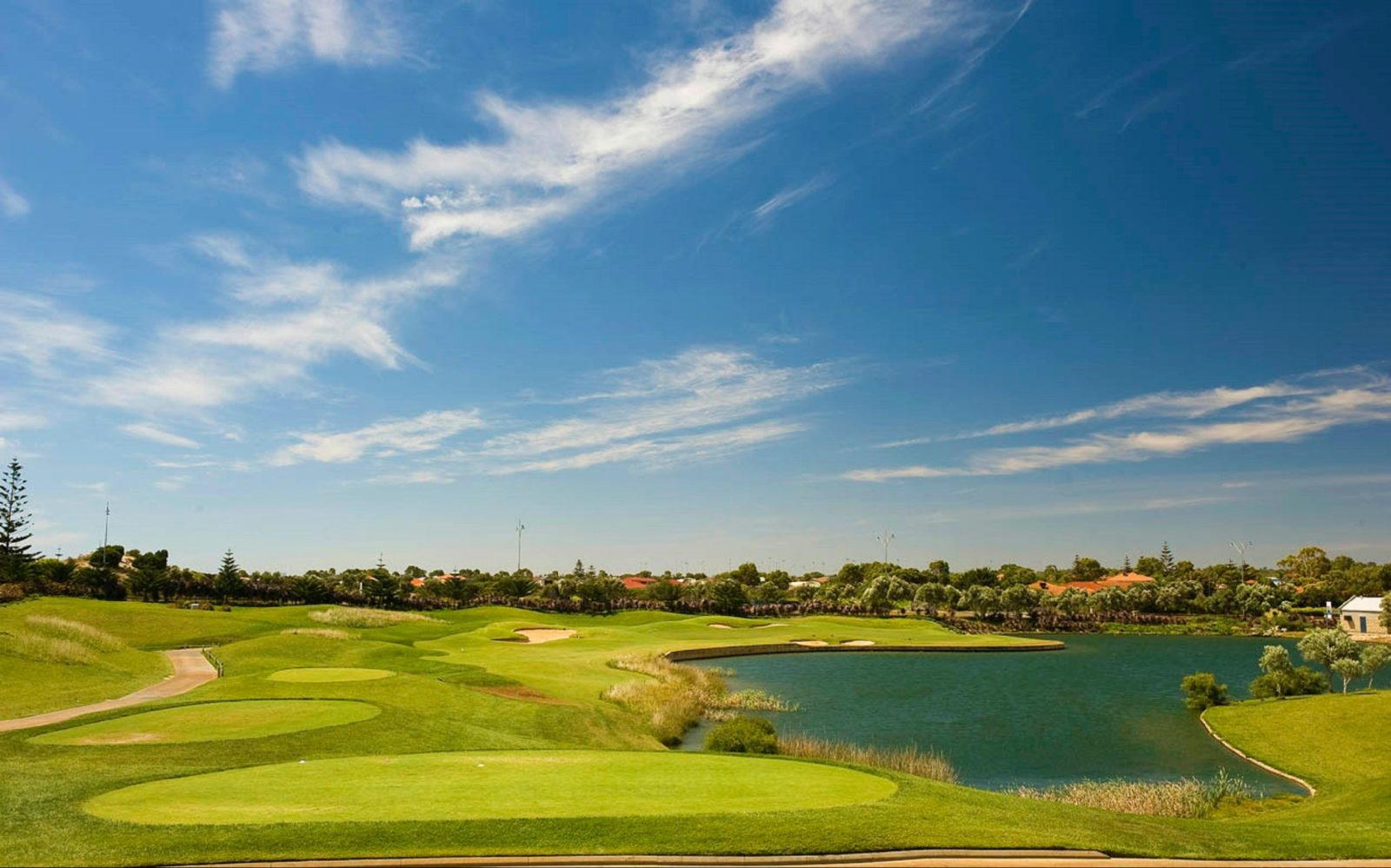 Secret Harbour Golf Links, Rockingham, Western Australia