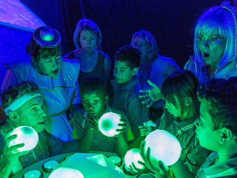 Sensorium Theatre: Whoosh!, Bunbury, Western Australia