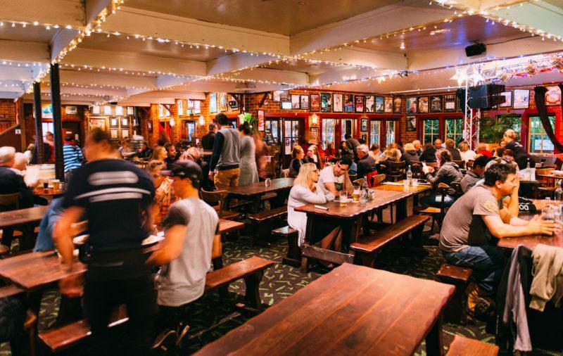 Settlers Tavern, Margaret River, Western Australia