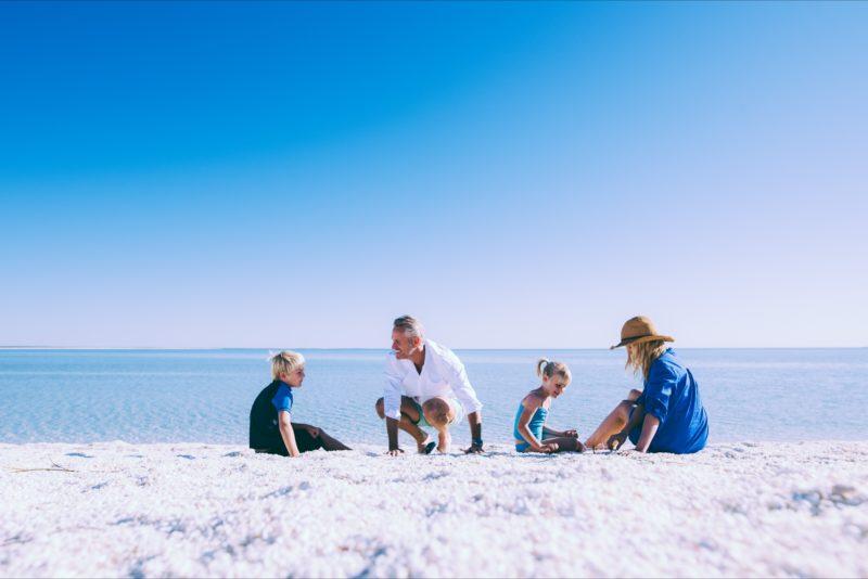 Shell Beach, Denham, Western Australia