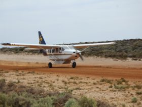 Shine Aviation Services, Geraldton, Western Australia