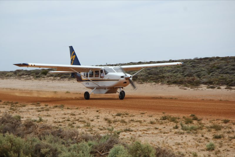 Shine Aviation Services, Geraldton, Western Australia