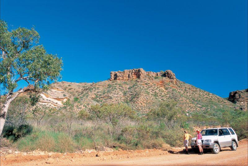 Shothole Canyon, Cape Range National Park, Western Australia