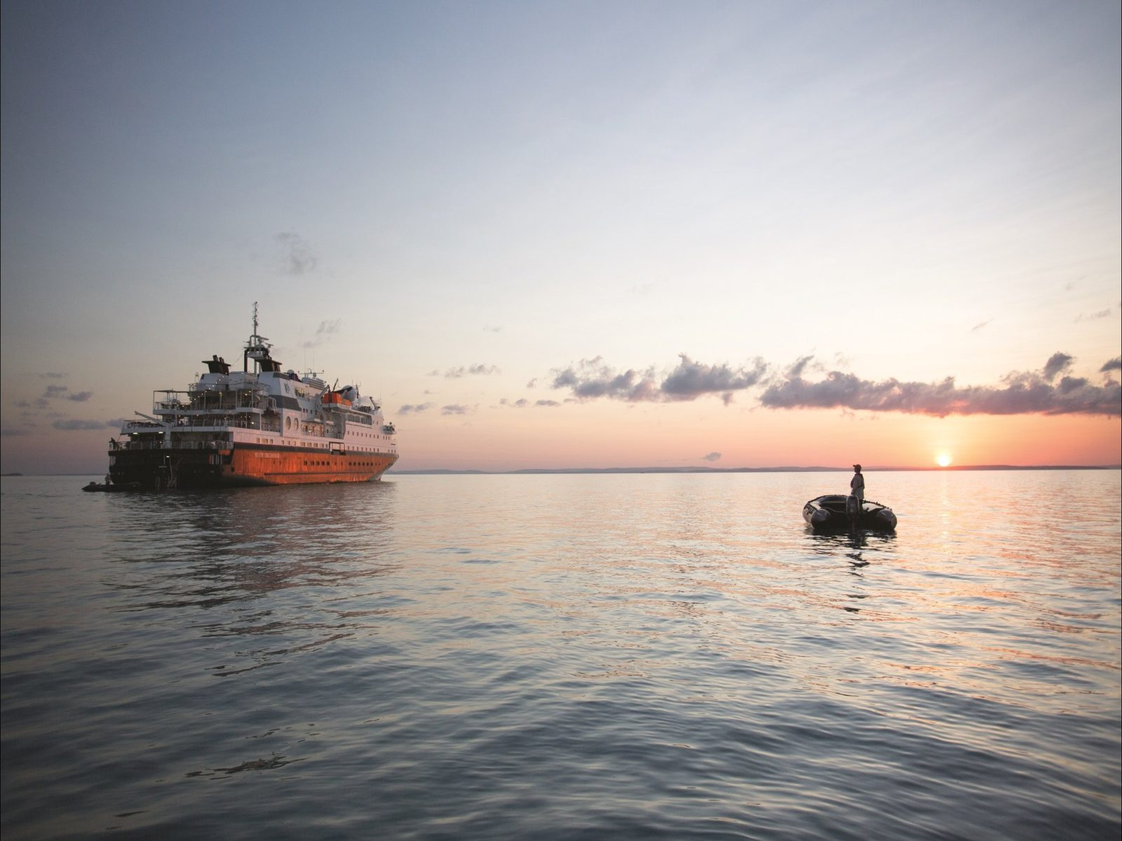 Silversea Expedition - Kimberley Cruising, Western Australia