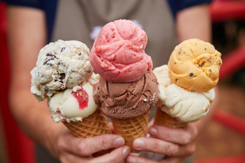 Simmos Ice Creamery, Dunsborough, Western Australia