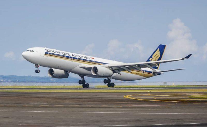 Singapore Airlines, Perth, Western Australia