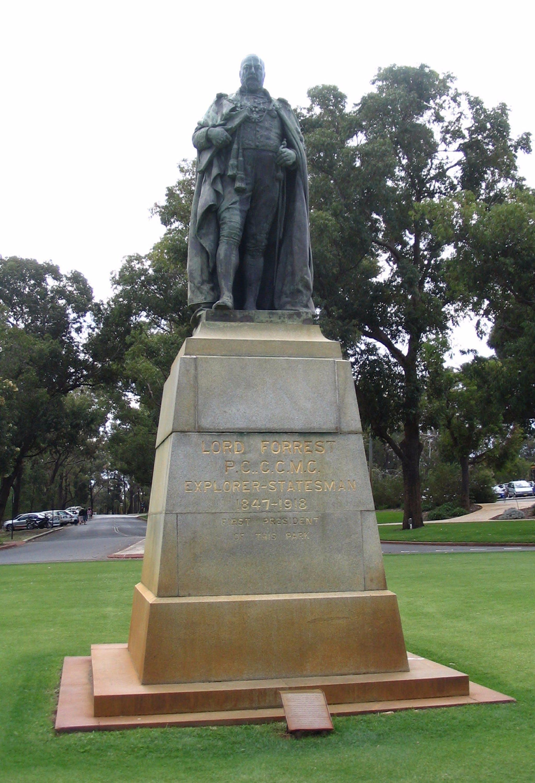 Sir John Forrest Monument, Bunbury, Western Australia