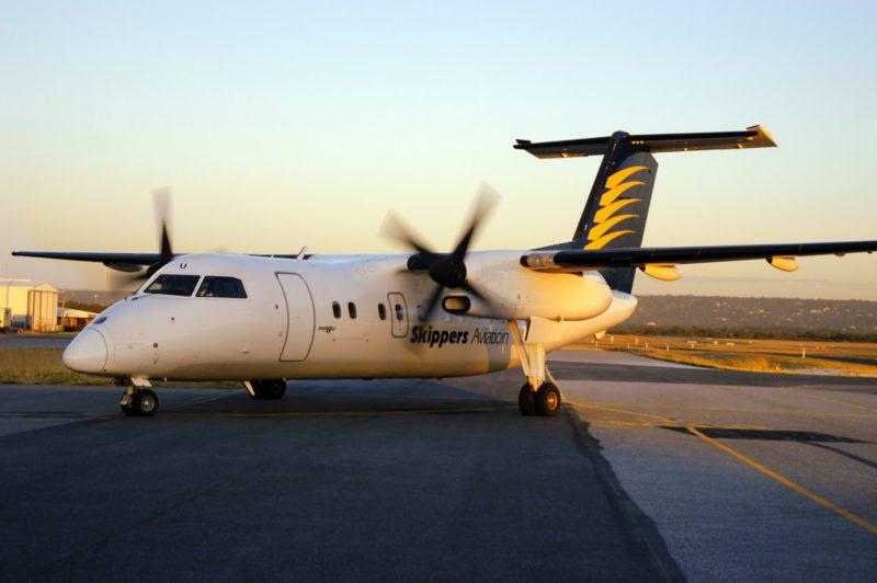 Skippers Aviation, Western Australia