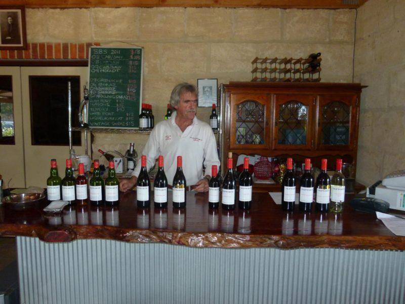 Skipworth Wine Company, Yarloop, Western Australia