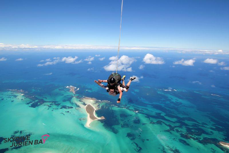 Skydive Jurien Bay, Western Australia
