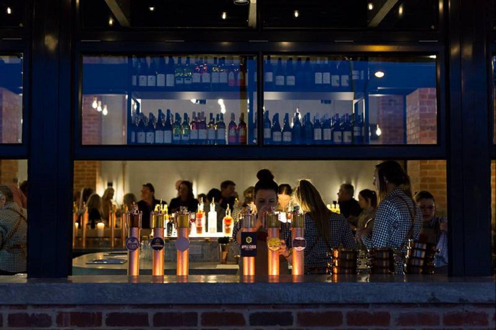 Small's Bar, Bunbury, Western Australia