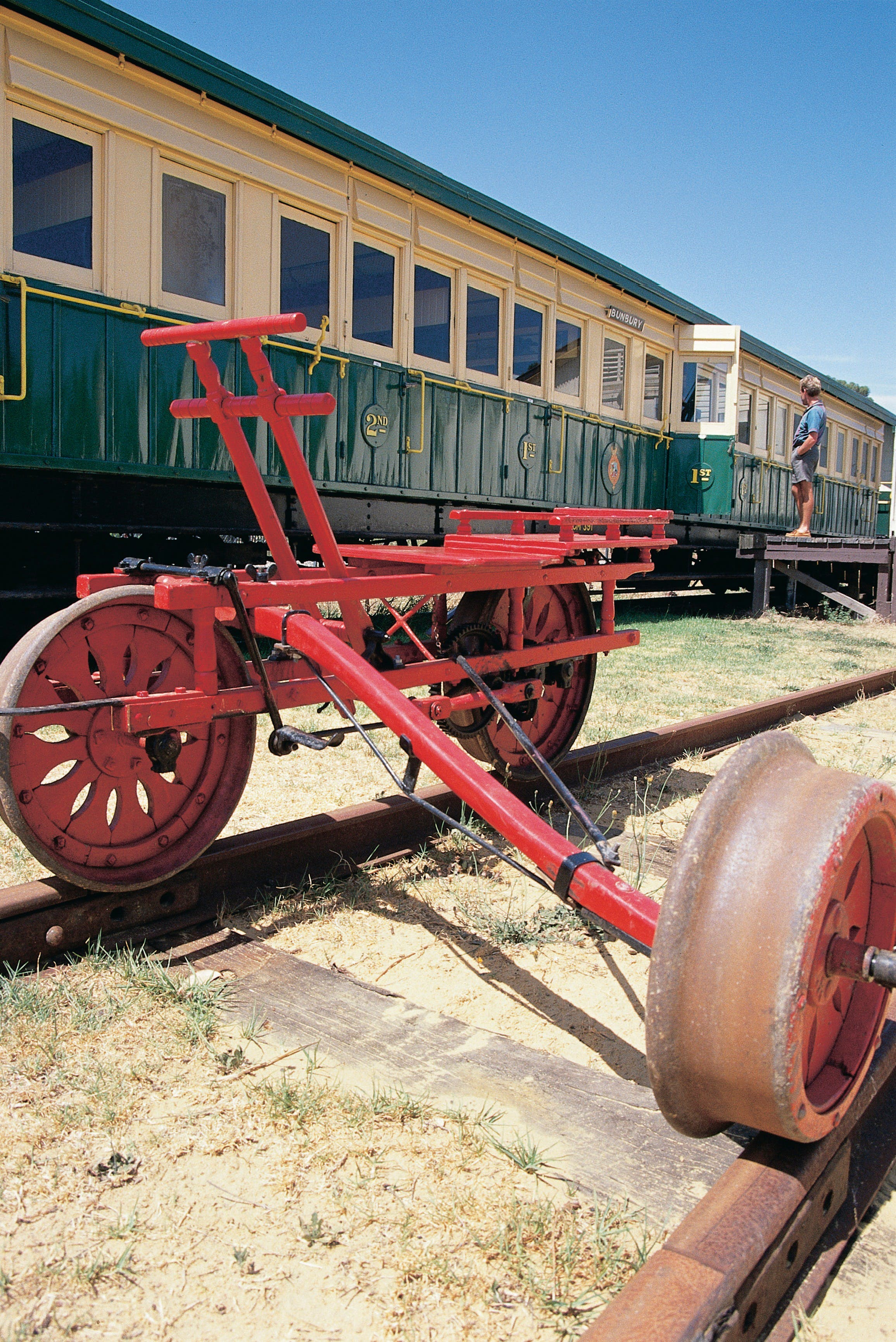 South West Rail and Heritage Centre, Boyanup, Western Australia
