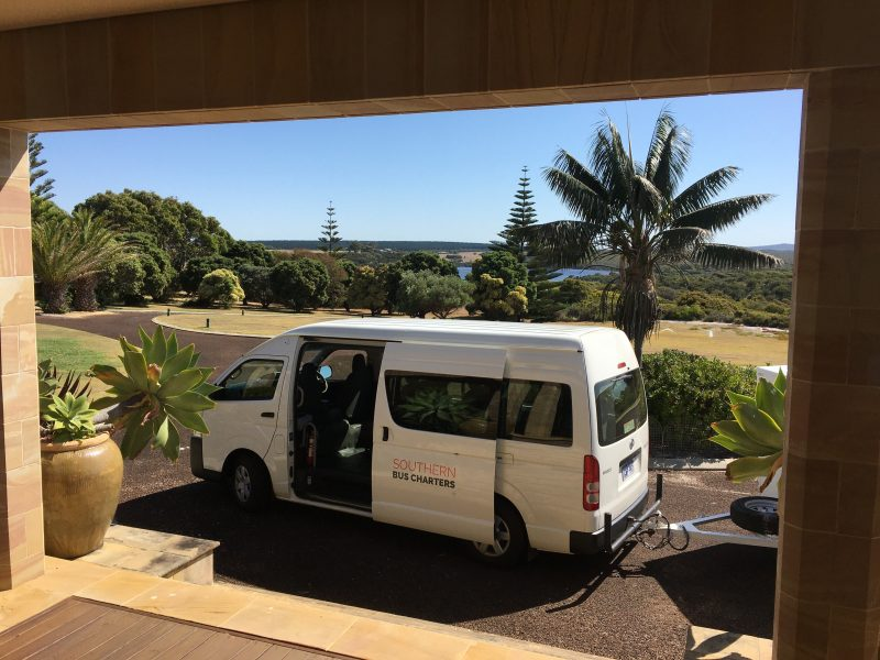 Southern Bus Charters, Centennial Park, Western Australia
