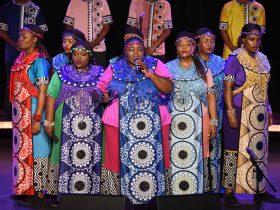 Soweto Gospel Choir Freedom Tour, Karratha, Western Australia