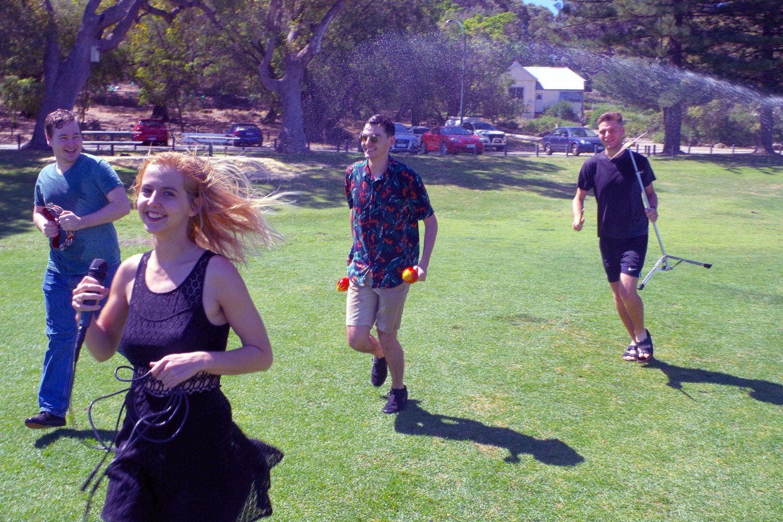 Splashfest, Swanbourne, Western Australia