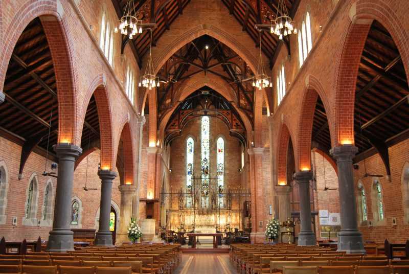 St George's Anglican Cathedral, Perth, Western Australia