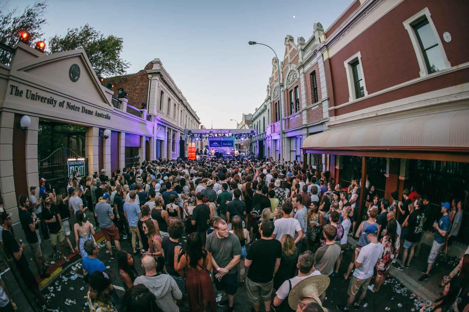 St. Jerome's Laneway Festival 2019, Fremantle, Western Australia