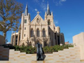 St Mary's Cathedral, Perth, Western Australia