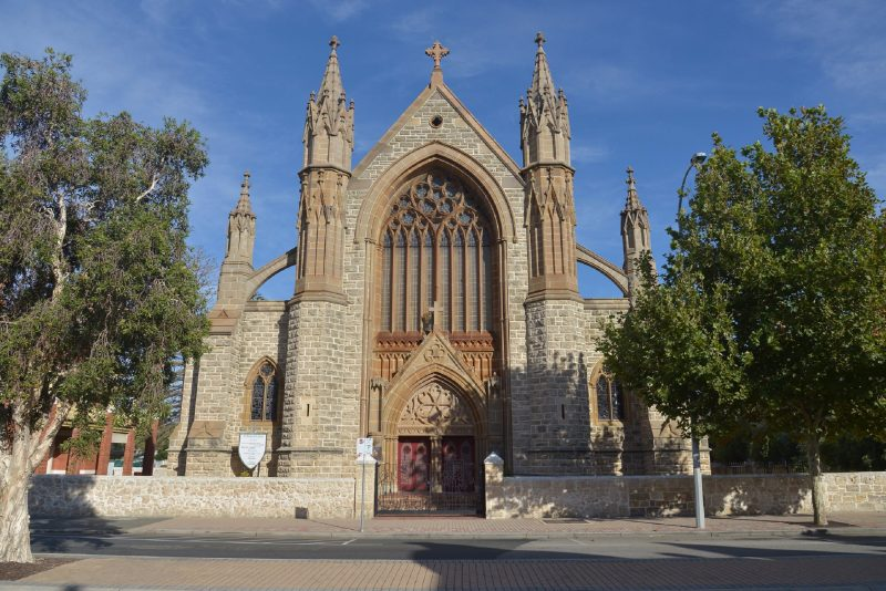 St Patrick's Catholic Church, Fremantle, Western Australia