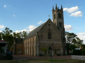 St Patricks Church, York, Western Australia