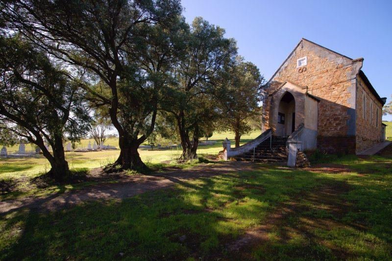 St Saviours Church Katrine, Northam, Western Australia