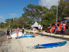 Stand Up Paddle Sports, Crawley, Western Australia