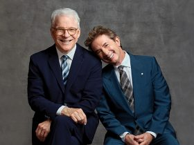 Steve Martin and Martin Short, Perth, Western Australia