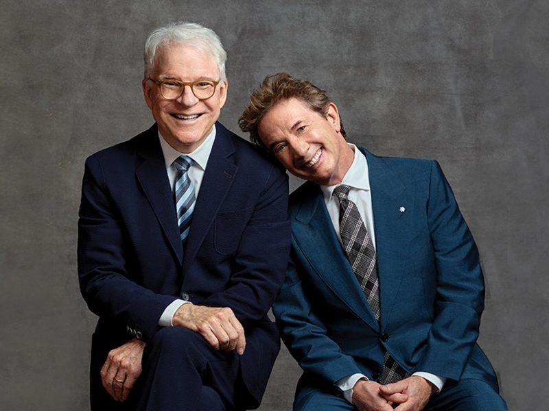 Steve Martin and Martin Short, Perth, Western Australia