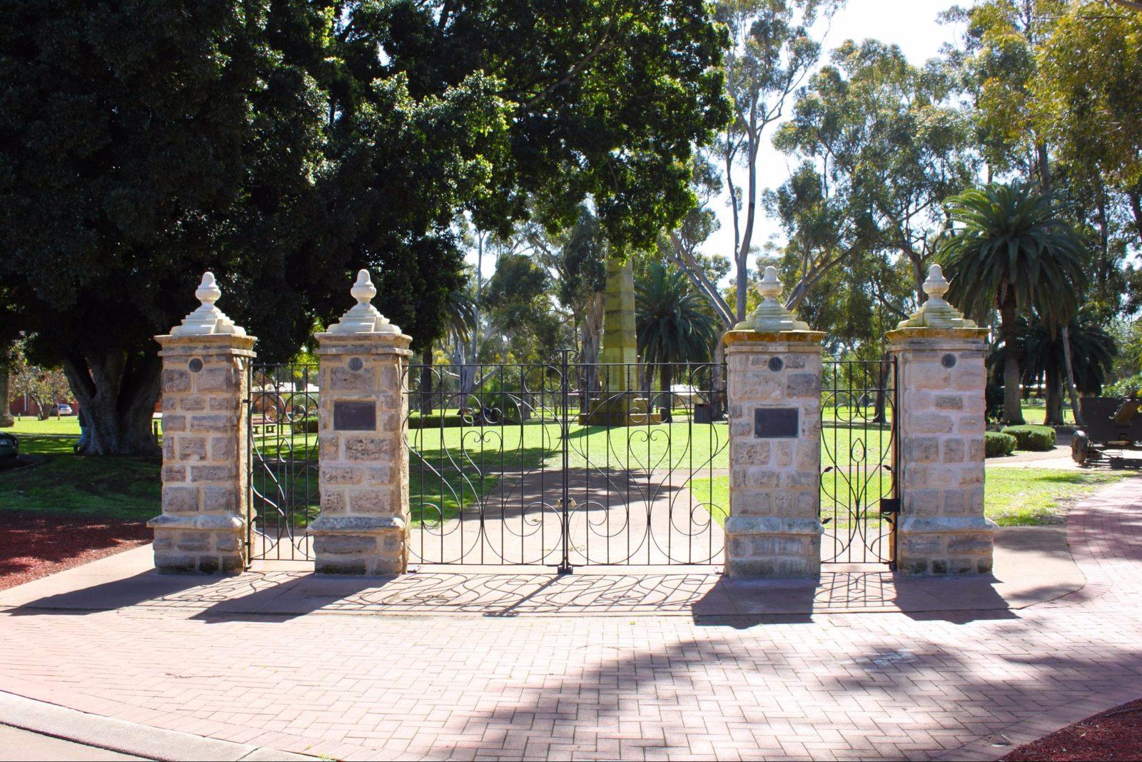 Stirling Square, Guildford, Western Australia