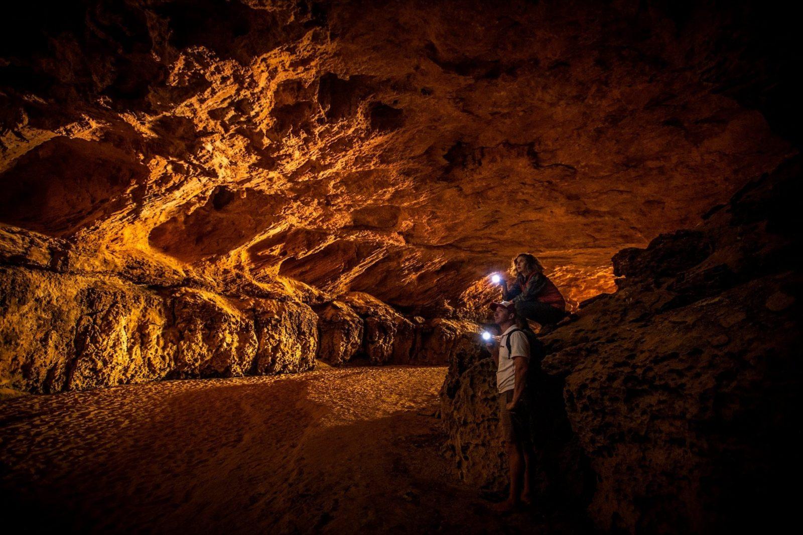Stockyard Gully Cave, Leeman, Western Australia