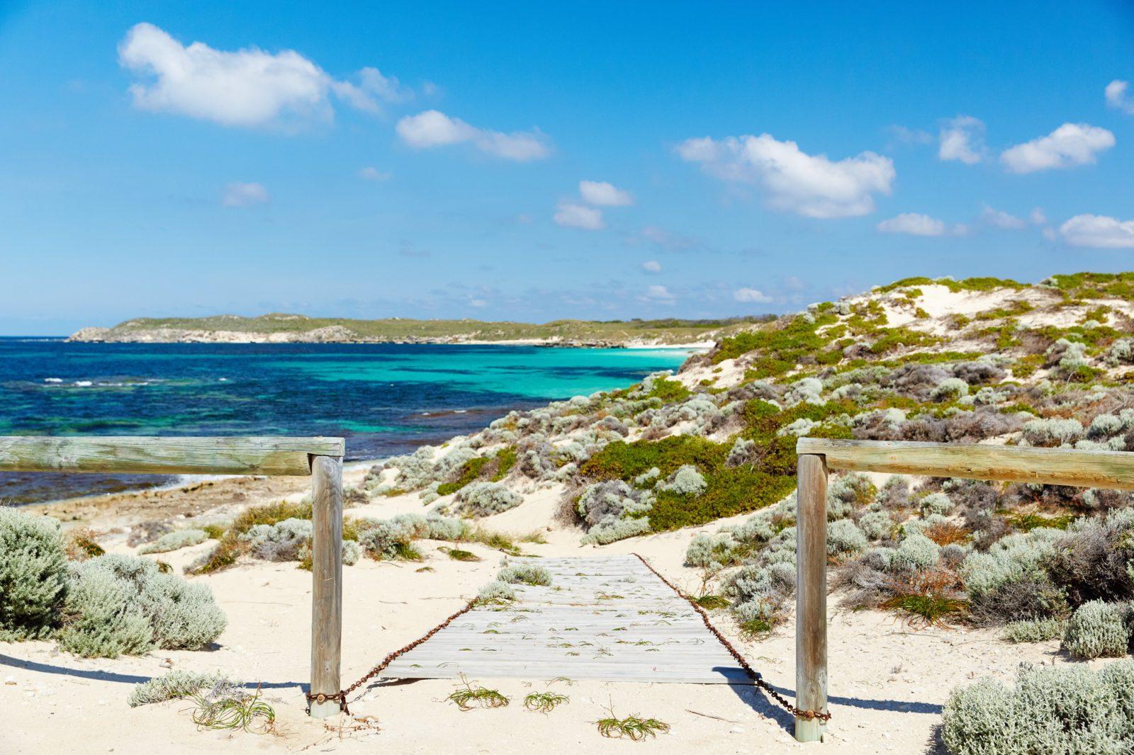 Strickland Bay, Rottnest Island, Western Australia