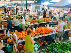 Subiaco Farmers Market, Subiaco, Western Australia