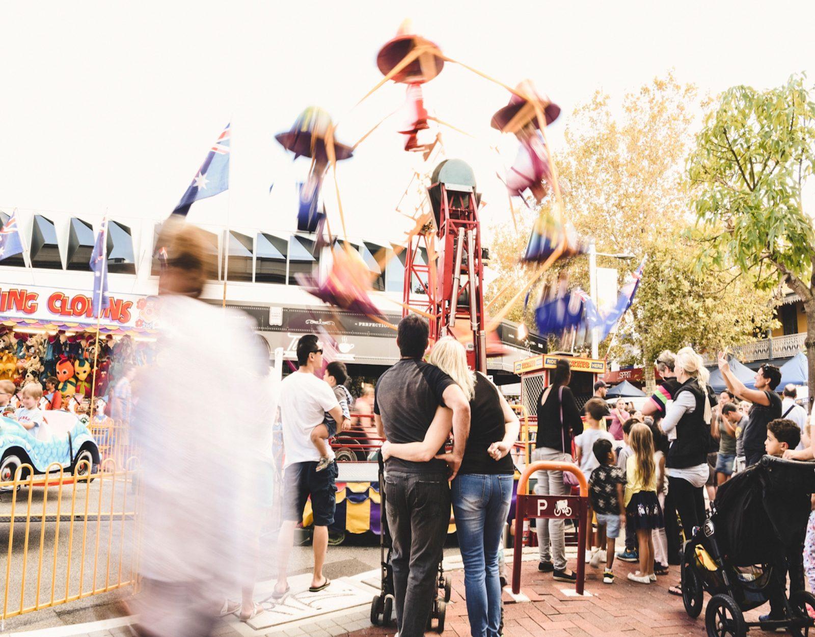 Subiaco Street Party, Subiaco, Western Australia