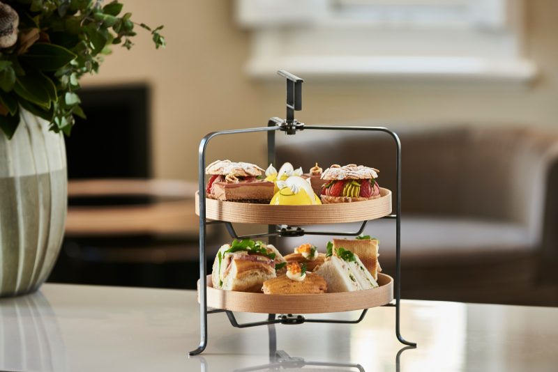 Afternoon Tea at The Treasury Lounge and Bar, Perth, Western Australia