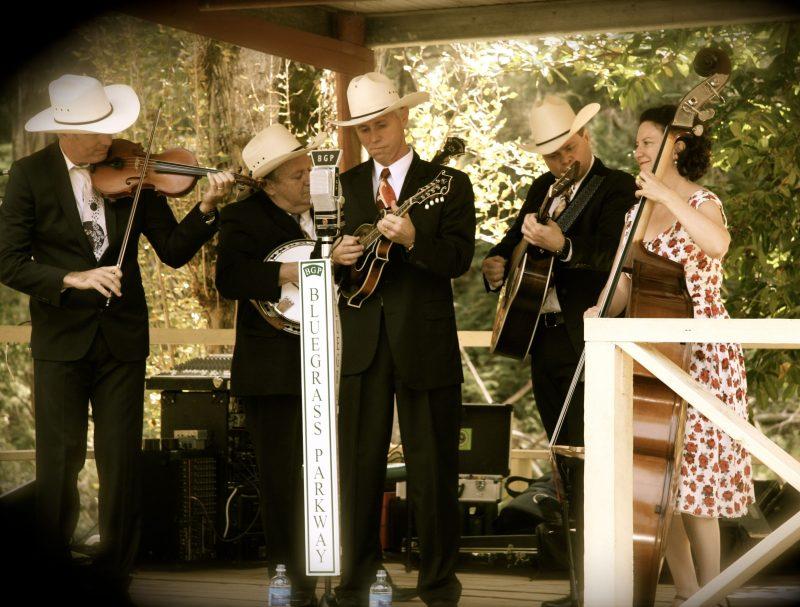 Sunday Music: Bluegrass Parkway, Fremantle, Western Australia