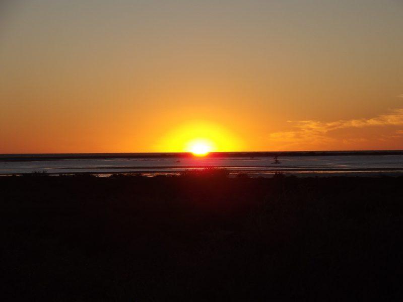 Sunsets Cafe and Restaurant, Carnarvon, Western Australia