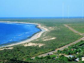 Surfers Beach, Exmouth, Western Australia