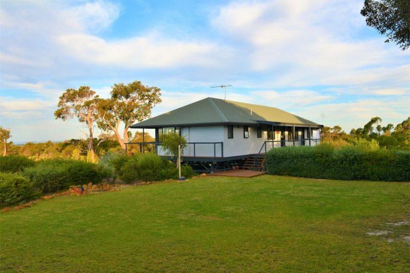 Surinam, Quedjinup, Western Australia