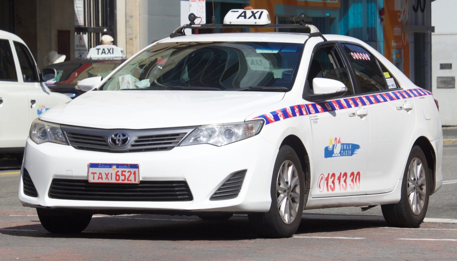 Swan Taxis, Perth, Western Australia