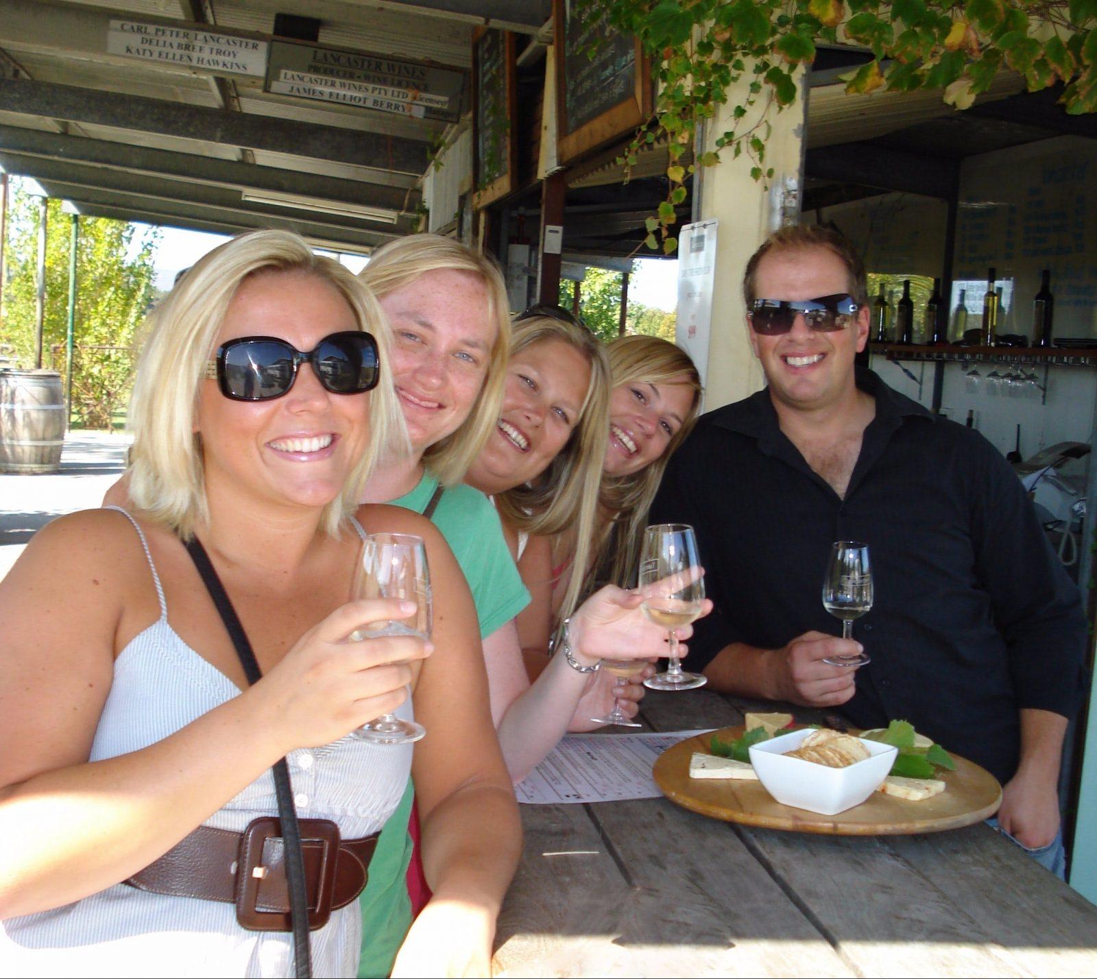 Swan Valley Tours, Perth, Western Australia