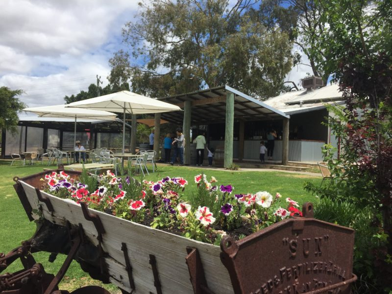 Swan Valley Wagon Tours, West Swan, Western Australia