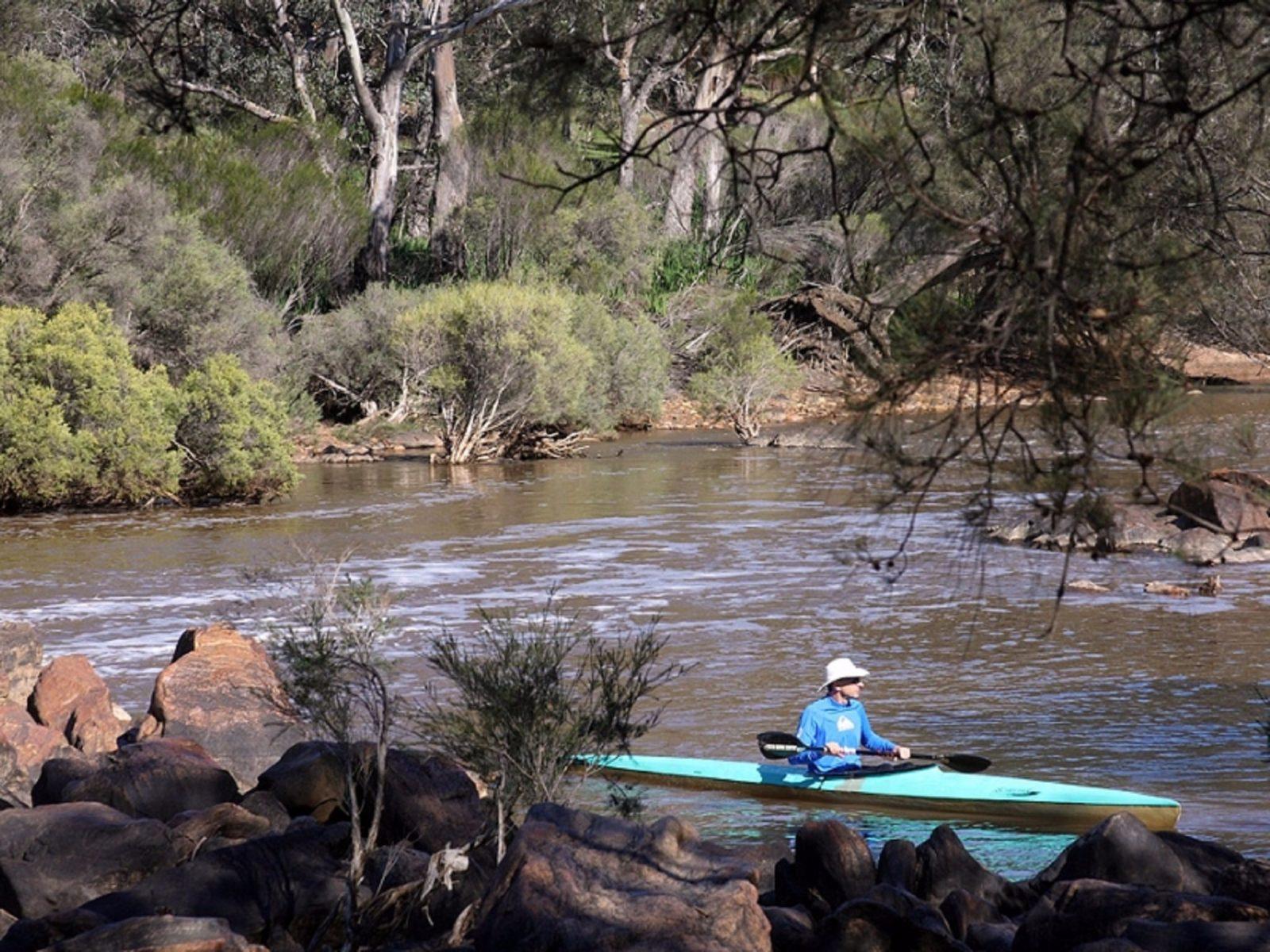 Syd's Rapids and Aboriginal Heritage Trail, Avon Valley, Western Australia