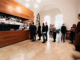Telegram Coffee, Perth, Western Australia