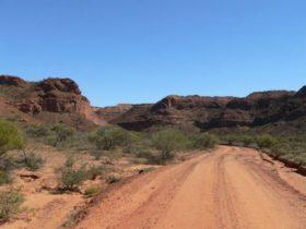 Kennedy Range National Park, Kennedy Range, Western Australia