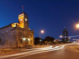 The Albany Town Hall, Albany, Western Australia